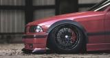 Kotflügelverbreiterung für BMW e36 Coupe Cabrio Kotflügel Verbreiterung Radlauf