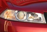 Scheinwerferblenden für Renault Megane 2 Phase 2 M ab Bj. 2006-