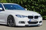 CUP Frontspoilerlippe für BMW 3er F30 F31 inkl Facelift ab Bj. 2011-