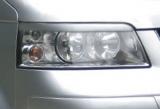 Scheinwerferblendensatz für VW Bus T5 Bj. 2003-2009
