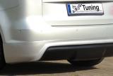 Heckansatz im R-Look für VW Touran Facelift 1T GP2 Bj. 2010-2015