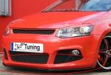 Cup Frontspoilerlippe für Sport-Tec Frontstoßstange für Porsche Boxster 987 Bj. 04-09