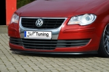 Cup Frontspoilerlippe für VW Touran Facelift 1T GP Bj. 2006-2010