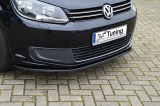 Cup Frontspoilerlippe für VW Touran Facelift 1T GP2 Bj. 2010-2015