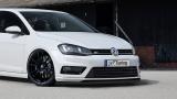 Cup Frontspoilerlippe für VW Golf 7 R + R-Line AU ab Bj. 2014-