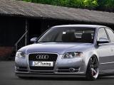 Cup Frontspoilerlippe für Audi A5 B8 Facelift S-Line ab Bj. 2011-