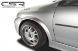 Radlaufverbreiterung für Porsche 911 / 993 hinten VB005