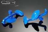 Scheinwerferblenden für Fiat Bravo SB083