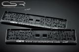 Scheinwerferblenden für VW Touareg SB085